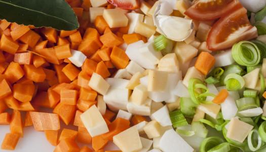 Mi caldo de verduras. Suave, sano y multiusos.