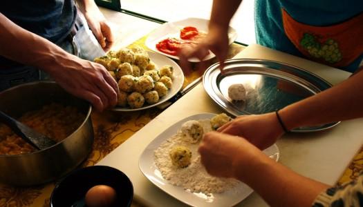 """Workshop: """"Cocina VEGETARIANA práctica para el día a día"""""""