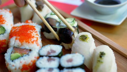 "Por menos de 12 €. Hoy ""Sushi Cru"" (VLC)"