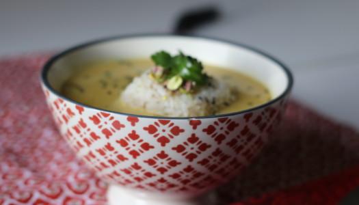 Curso de cocina vegetariana exótica y afrodisíaca.