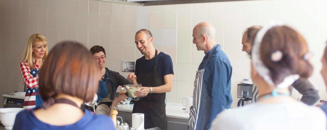 Workshop de cocina