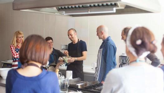 Workshop de cocina vegetariana: ¡Cómete la primavera!.